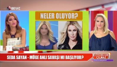 muge anli - Seda Sayan-Müge Anlı savaşı mı başlıyor?