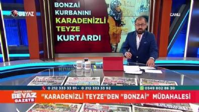 ''Bonzai'' içen adam, ölümü canlı canlı yaşadı