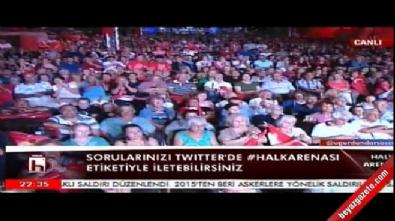 Özdağ, Halk Tv'de yeni partinin propagandasını yaptı