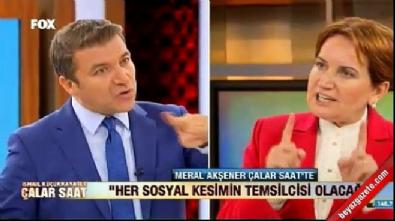 Meral Akşener: FETÖ'yü ben temizleyeceğim