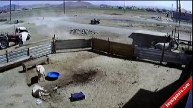 13 yaşındaki çocuğun öldüğü at arabası kazası