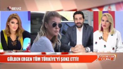 Gülben Ergen'le ilgili skandal iddialar!