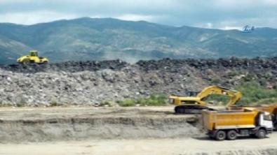 Çöp dağları doğaya kazandırılıyor