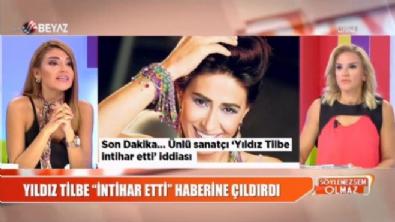 Yıldız Tilbe ''İntihar Etti'' haberine çıldırdı!