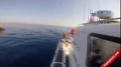 4 ölü, 20 kayıp göçmen teknesi battı