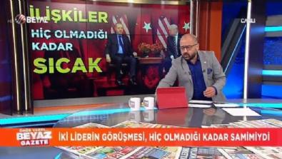 Erdoğan ve Trump'tan sıcak mesajlar