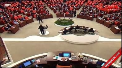 Milli Savunma Bakanı Nurettin Canikli'nin Tezkere Konuşması