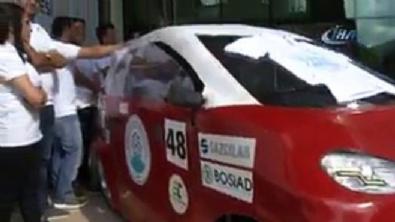 Bu araç 1 liraya 100 kilometre katediyor!