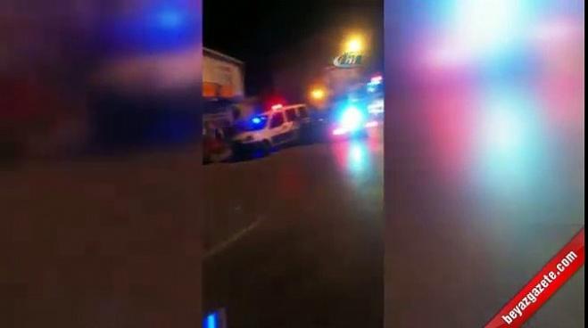 silahli kavga - Çocuğuna yanından başından vurdular