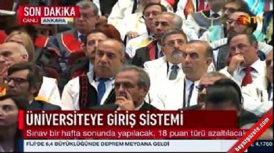 Cumhurbaşkanı Erdoğan 10 üniversiteyi açıkladı