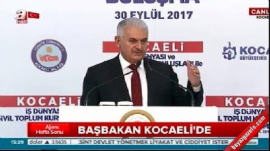 Başbakan Binali Yıldırım'dan zam açıklaması