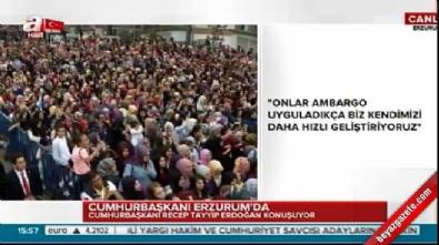 Cumhurbaşkanı Erdoğan'dan Kılıçdaroğlu'na SİHA tepkisi