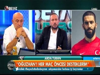 Arda Turan G.Saray'a gelecek mi? Beyaz Tv'de açıkladı