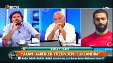 Arda Turan: O haberleri İbrahim Seten ve Bilal Meşe'ye sorun