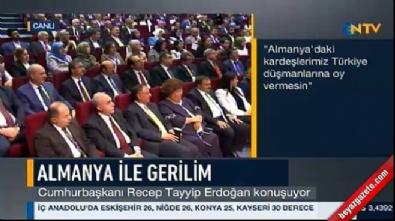 Erdoğan: AB, Türkiye ile düşüncesini mertçe söylesin