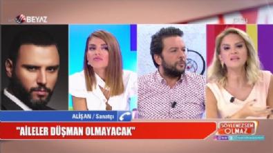 Eda Erol - Alişan, ayrılık ile ilgili ilk kez Söylemezsem Olmaz'a konuştu!