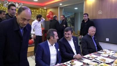 ekonomik buyume - AK Parti Genel Başkan Yardımcısı Yılmaz - BİNGÖL