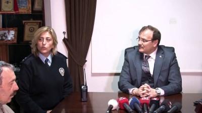 guvenlik gucleri - Başbakan Yardımcısı Çavuşoğlu: ''Türkiye Cumhuriyeti çok güçlü bir devlet' - BURSA
