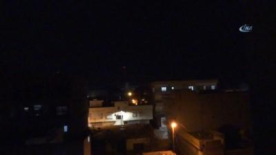 guvenlik gucleri -  Suriye'nin sınırında yoğun silah sesleri