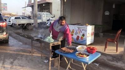 Suriyeliler yeni yıla umutlu girdi - KİLİS/HALEP
