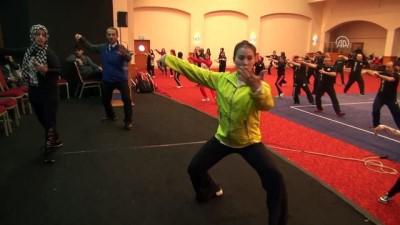 Wushu kung fu sporunda hedef Çin'i geçmek - ANTALYA