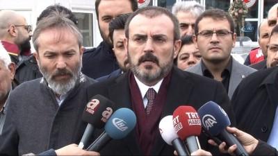 """AK Parti Sözcüsü Mahir Ünal: '""""Kılıçdaroğlu ve arkadaşlarını iyi niyetli görmüyoruz"""""""
