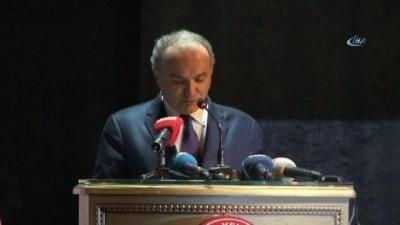 """Bakan Özlü: """"Türkiye'yi teknoloji merkezi ve bilim üssü yapacağız"""""""
