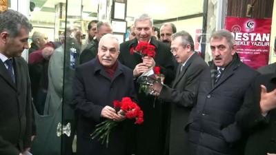 Bakanlar Fakıbaba ve Demircan, 10 Ocak Çalışan Gazeteciler Günü'nü kutladı - SAMSUN