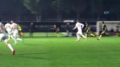 hazirlik maci - Başakşehir, Yeni Malatyaspor'u 4-1 mağlup etti