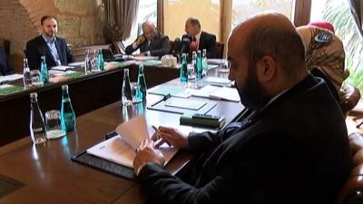Başbakan Yardımcısı Akdağ:'Kanalizasyonlarda, atık sularda uyuşturucu maddelerin takibini yapacağız'