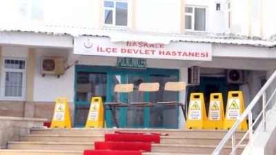 akalan - Başkale'de 35 yabancı uyruklu yakalandı - VAN