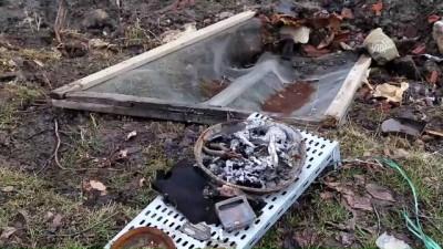 Beş kişinin öldürüldüğü cinayeti protez ve implant diş parçaları çözdü - KASTAMONU