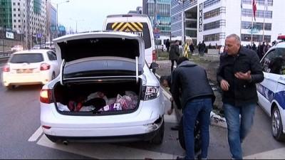 Beykoz'da feci kaza: 1 ölü