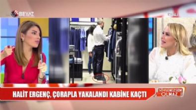 bircan ipek - Binbaşı Cevdet'in çorapları olay oldu