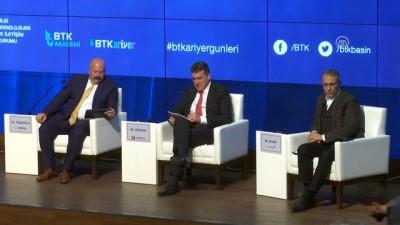 BTKariyer Günleri 'Dinlenesi Fikirler' Paneli - Vodafone Türkiye Üst Yöneticisi Deegan - ANKARA