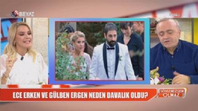 Ece Erken ile Ali Eyüboğlu arasında Gülben Ergen kavgası