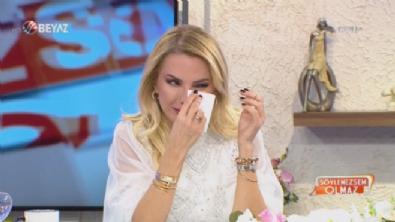 bircan ipek - Ece Erken'in sinirleri bozuldu, gözyaşlarına hakim olamadı!