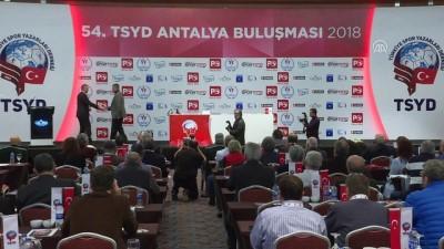 Fikret Orman: Beşiktaş'ın Süper Lig maçını statta 550 kişi izledi - ANTALYA