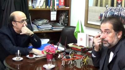 MHP İl Başkanı Topçu, emeklileri dinledi