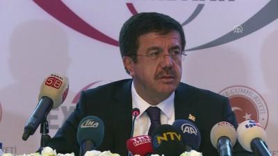 Zeybekci: '2017 yılında Dünya'nın en iddialı yatırım teşvik sistemini Türkiye'de uygulamaya koyduk' - İZMİR