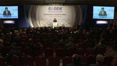 Bakan Zeybekci: 'Ülkelerin ilişkileri artık ne kadar ekonomik menfaati var o kadar iyi ilişki var haline dönüştü' - İSTANBUL