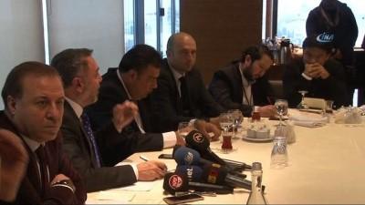 Boydak Holding CEO'su Ertekin: 'Türkiye ne kadar büyürse Boydak Holding de o kadar büyüyecek'