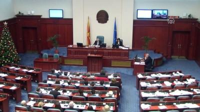 sosyal medya - 'Dillerin Kullanımı Yasası' Makedonya Meclisinden geçti - ÜSKÜP