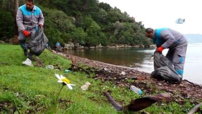 Duyarsızlık adaları çöplüğe çeviriyor