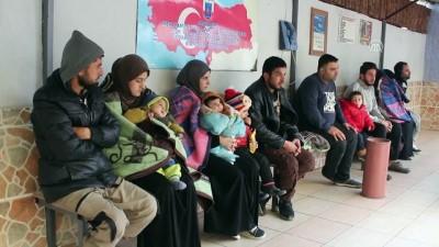Hatay'da 23 yabancı uyruklu yakalandı