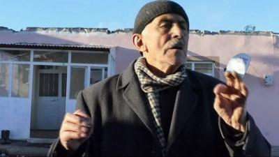 Kars'ta fırtına felaketi...15 evin çatısı söküldü, telefon direkleri kırıldı, elektrik telleri koptu