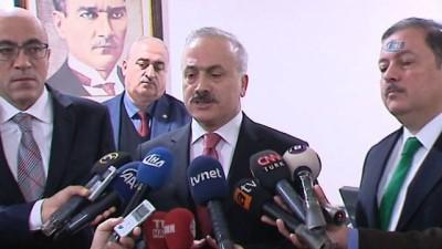 TBMM tartışmaya neden olan odalara ilişkin iddialara Genel Sekreter Kumbuzoğlu cevap verdi