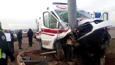 Trafik kazası: 3 yaralı - BATMAN