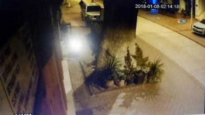 Yaşlı kadınları dolandıran şahıslar güvenlik kamerasına yakalandı