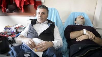 Ardahanlılar Yusuf Ali için kan verdi - ARDAHAN